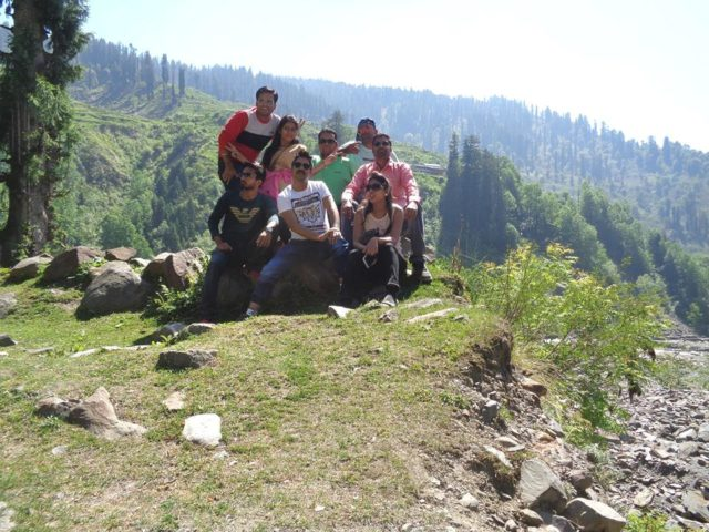 A Memorable Tour to Manali with Office Colleagues