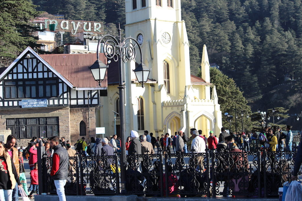 Fascinating Holiday Experience of Shimla
