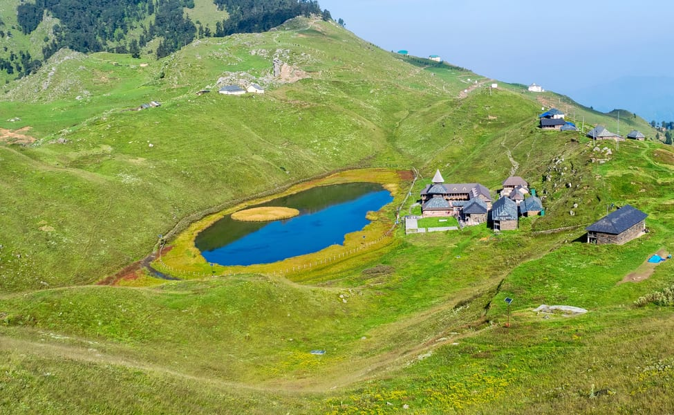Prashar Lake HP