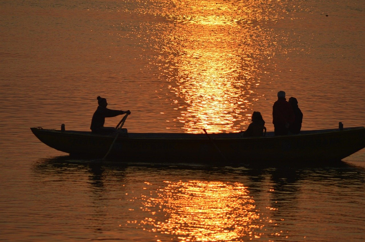 Ganga Boating
