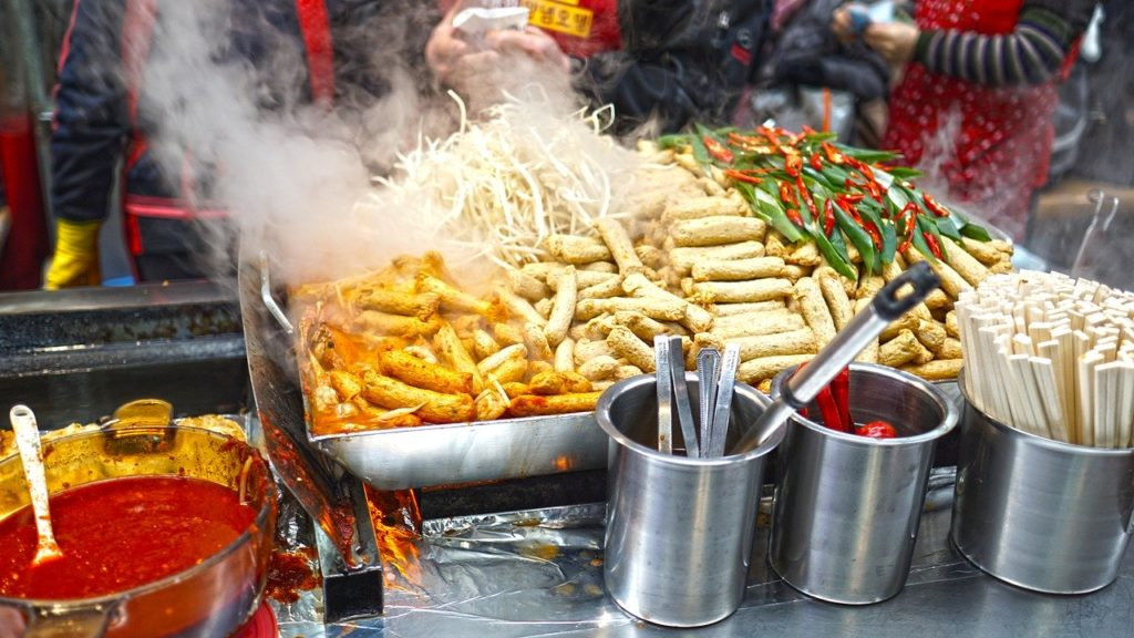 Enjoy Delicious Street Foods in Delhi