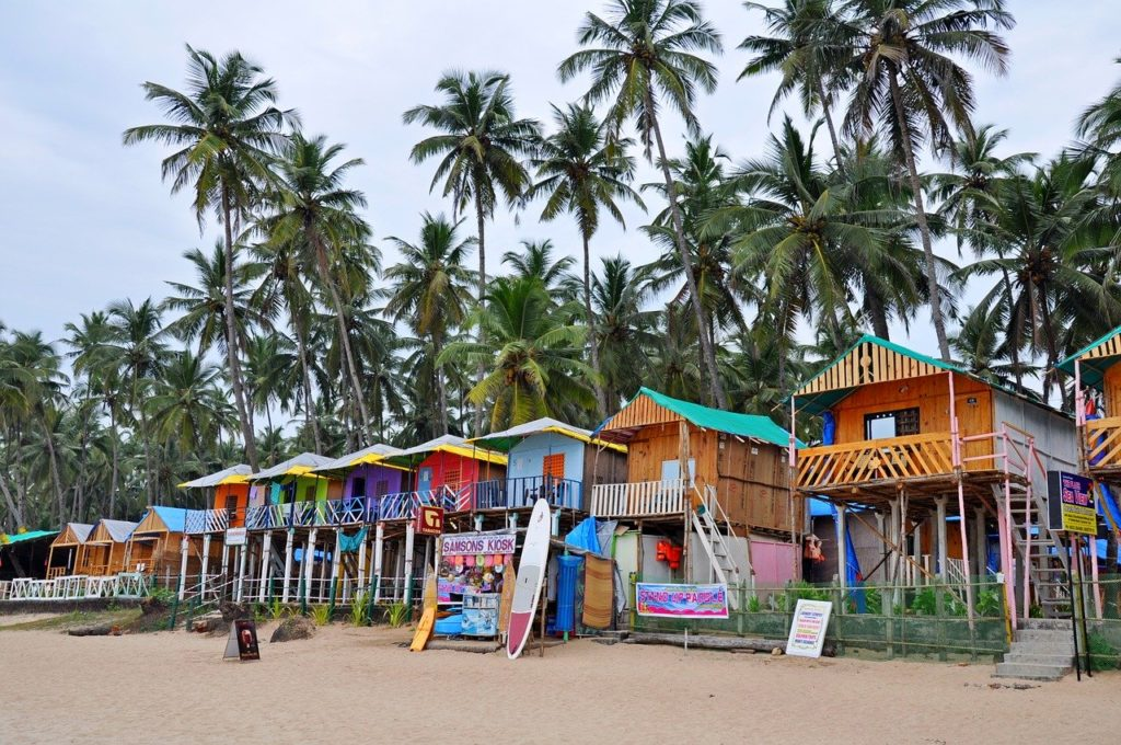 Most Famous Beaches in South Goa