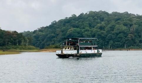Periyar Lake Boating