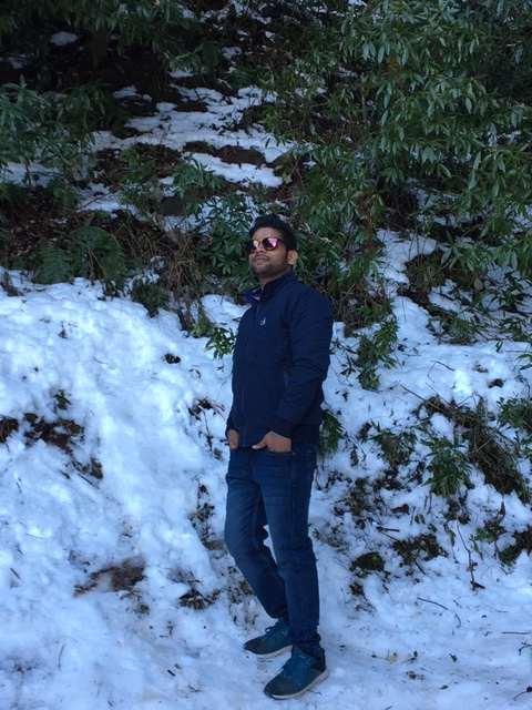 Snow point